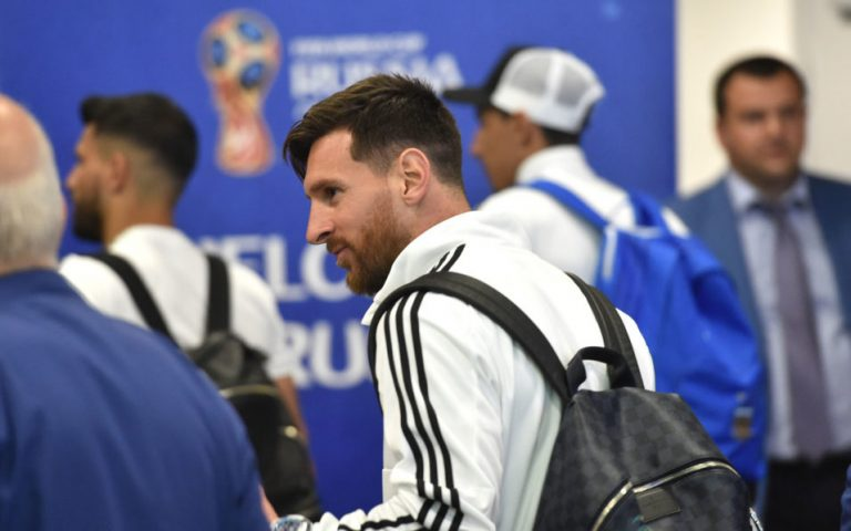 Messi says Argentina future depends on World Cup