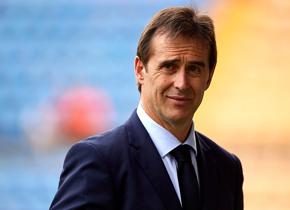 Spain sacks Lopetegui a day before the start of the World Cup