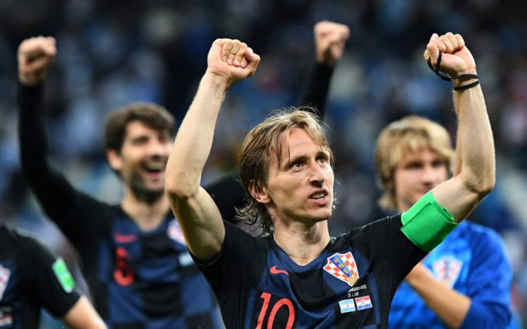 Five things we learned from Croatia's 3-0 rout of Argentina