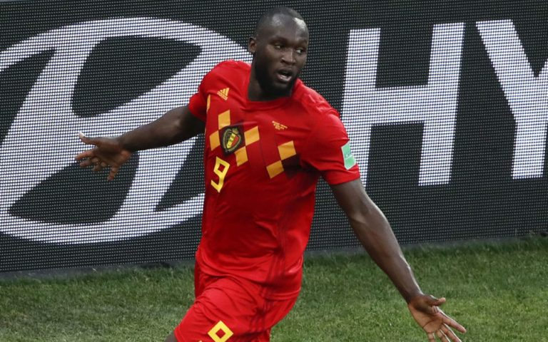 Lukaku tells how poverty fired World Cup dream