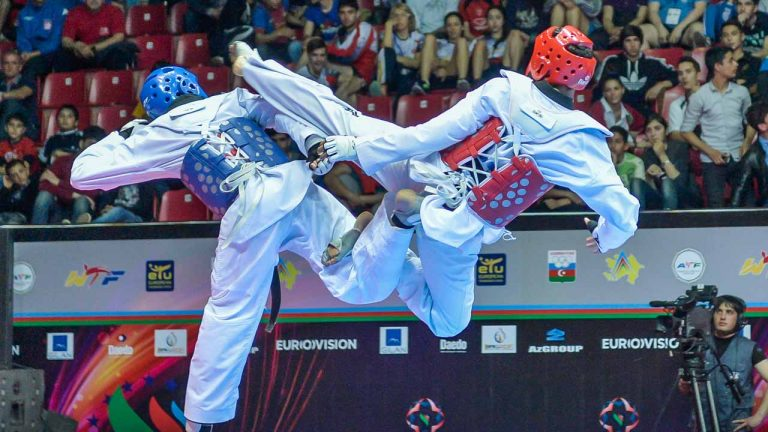 Taekwondo congress adopts constitution