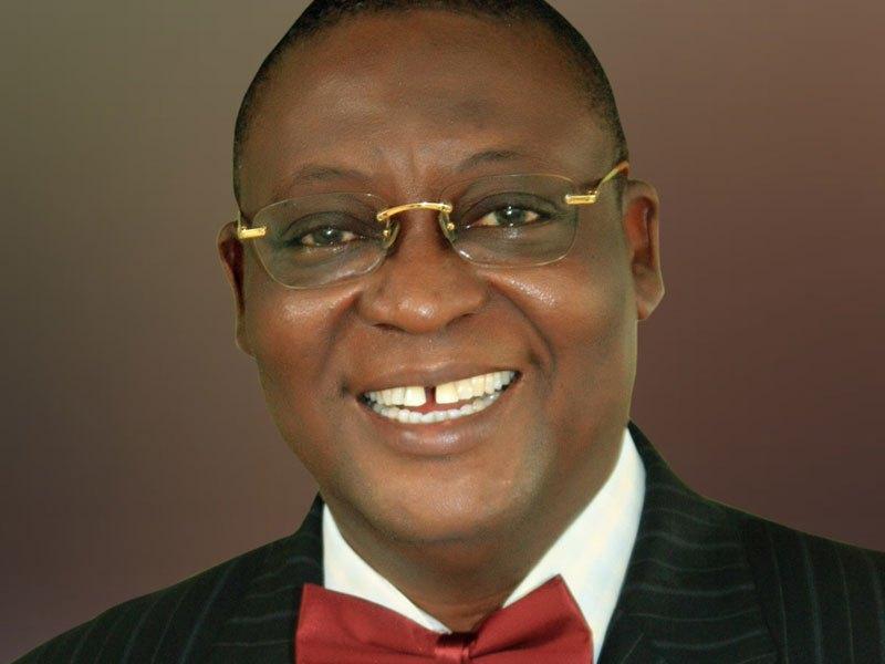 Prince Dayo Adeyeye