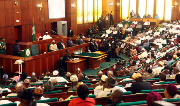 Senate, House of Reps joint session