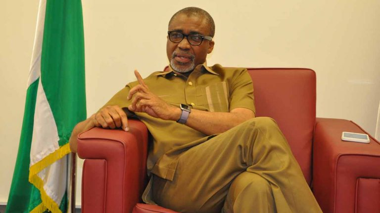 Abaribe's lawyer reveals what landed senator in SSS trouble