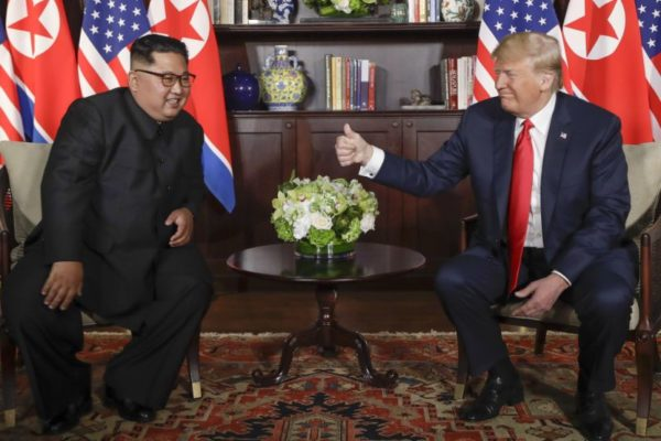 Summit: Trump pledges security guarantees to North Korea