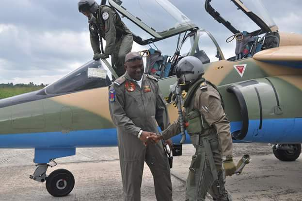 Nigeria Air Force Officers