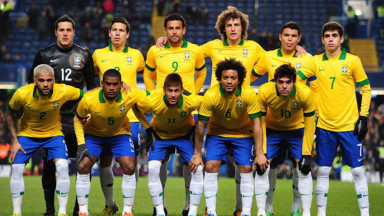 Brazil, Belgium target World Cup quarters after Spain bow out