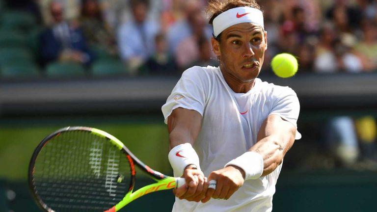 Nadal, Muguruza, Zverev Edmund advance