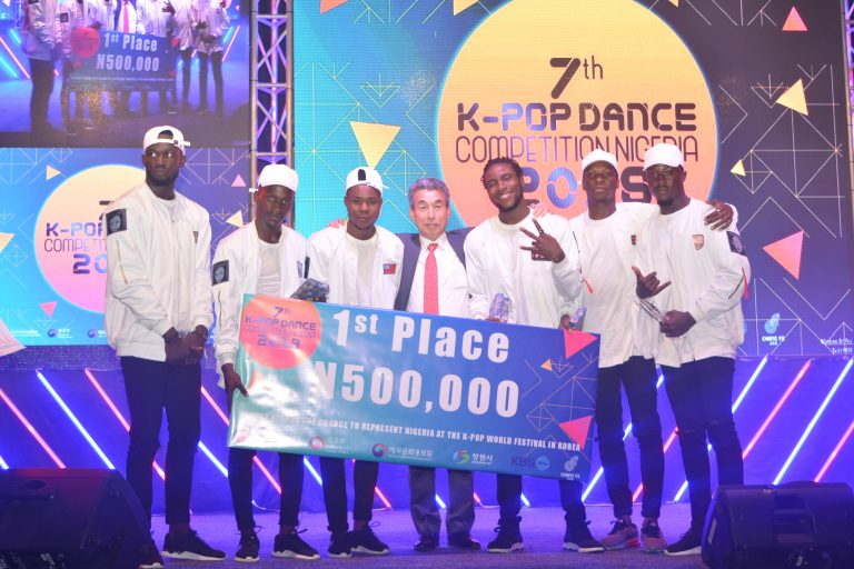 Thrills at 2018 K-Pop dance competition