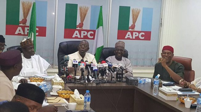 APC calls for cancellation of presidential elections in Ebonyi