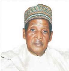 President Buhari salutes renowned Pharmacist, Dahiru Wali, at 83