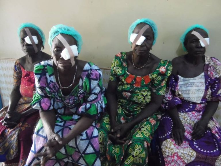 2,000 Katsina flood victims benefit from Nigerian Air Force medical outreach