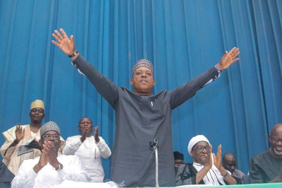 Prince Uche Secondus, PDP national chairman