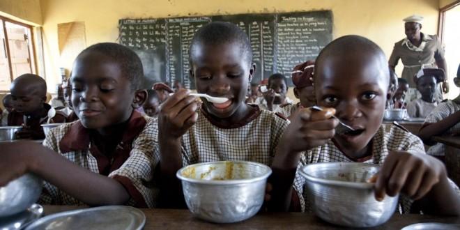 Kaduna teachers eat food meant for pupils, group raises alarm