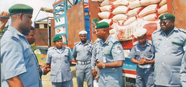 Customs begin clampdown on rice smugglers, arrest 7 suspects in Katsina