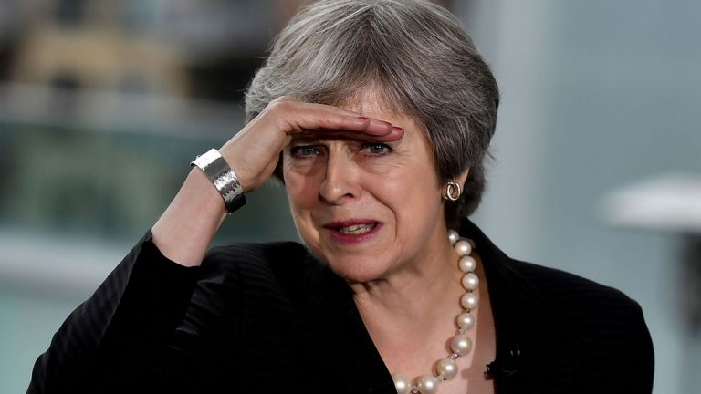 Nigeria has highest number of poor people in the world – Theresa May