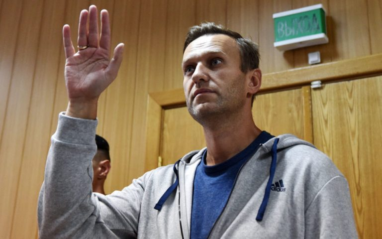Navalny's health stabilised after Hunger strike in prison, says Russian Detention Watchdog
