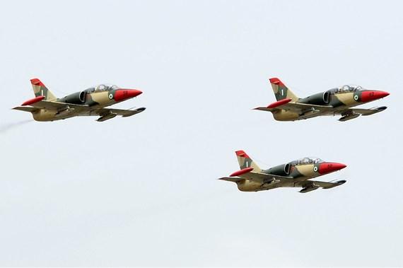 UPDATED: 1 pilot dies in Nigerian Air Force jet crash