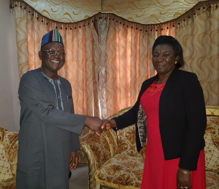Ortom Appoints Benue's first female Head Of Service