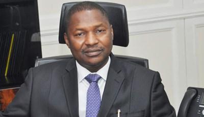 Minister of JusticeAbubakar Malami