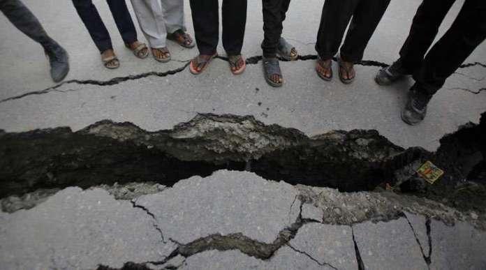 earth-tremor