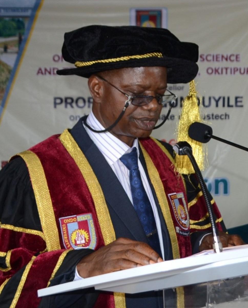 Prof. Obadofin