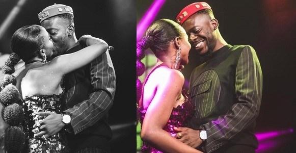 Simi gushes over husband Adekunle Gold at 32