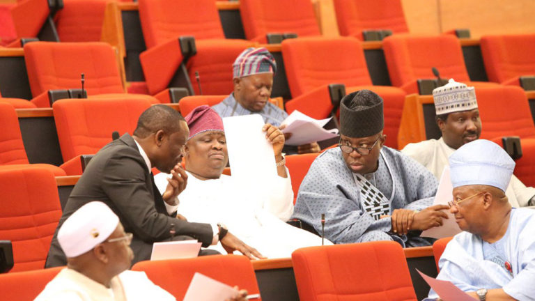 Only 8 Senators attend Tuesday's plenary, session adjourned for lack of quorum