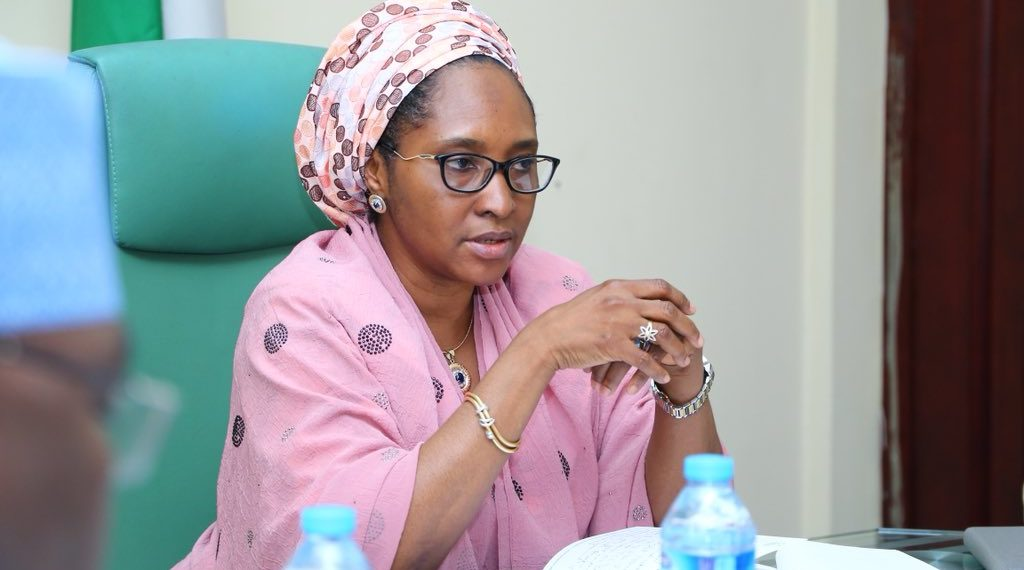 Finance Minister Zainab Ahmed