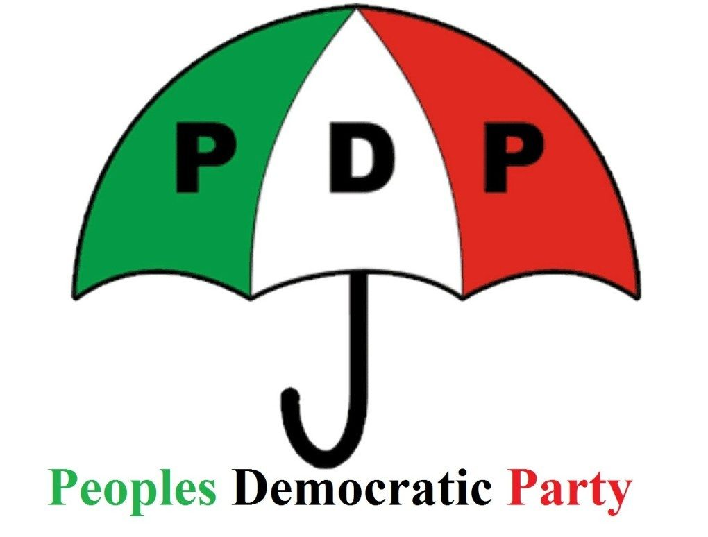 Peoples Democratic Party, PDP