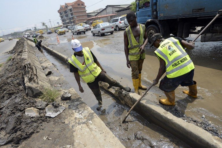 FERMA engages 14,000 youths for roads maintenance