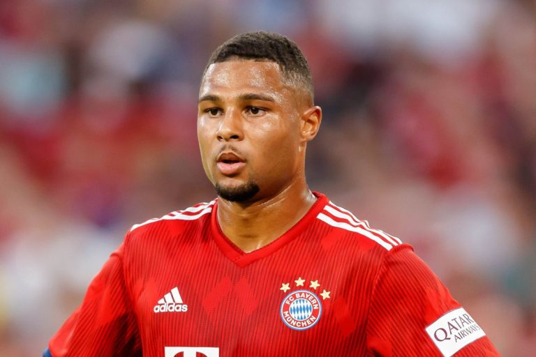 Bayern Munich's Gnabry extends contract until 2023