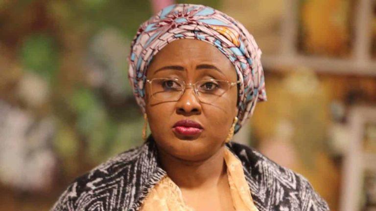 COVID-19: Nigerians should be in total lockdown – Aisha Buhari