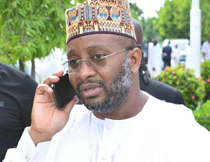 Zamfara governor-elect Mukhtar Idris (Kogunan Gusau)
