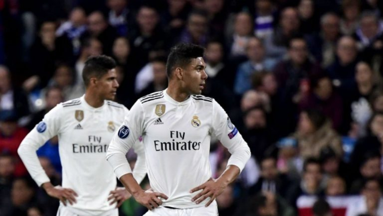 Real Madrid sensationally knocked out of Champions League by Ajax