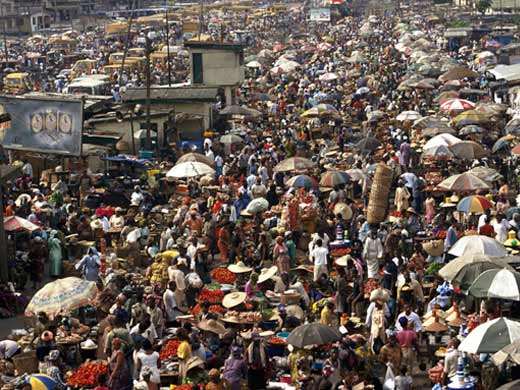 Nigeria's populationto hit 401millionby 2050 – Expert