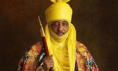Emir of Kano Muhammadu Sanusi