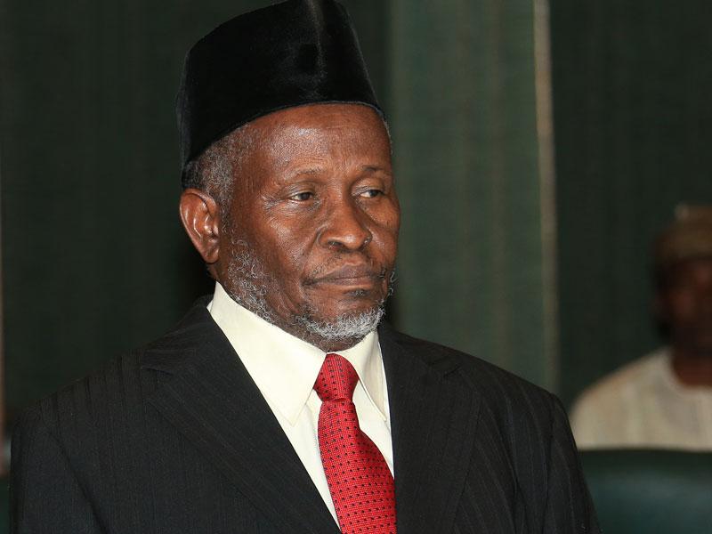Chief Justice of Nigeria, CJN, Ibrahim Tanko