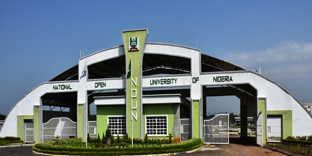 NOUN matriculates 14,953 students for 2020/2021 academic session