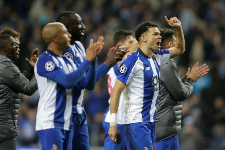 FC Porto go through with extra time VAR penalty kick