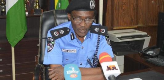 Kano Police Commissioner Muhammed Wakili