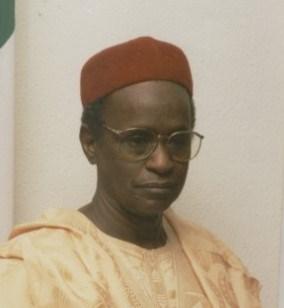 Abu Gidado, former Finance Minister of State 1994-1998