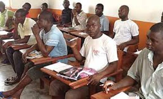 87 correctional centre inmates enrol for varsity degrees in Nasarawa
