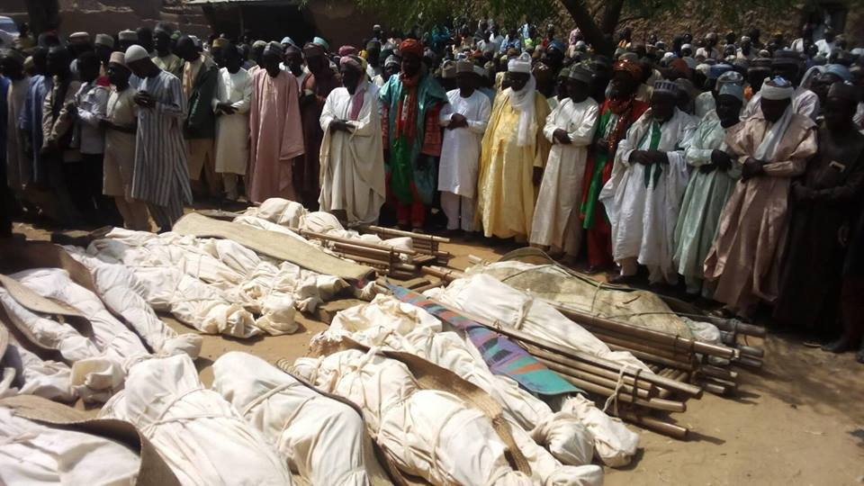 FILE PHOTO Zamfara killings