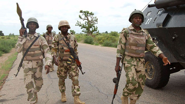 Nigerian troops rescue 7 Kaduna-Abuja highway kidnap victims