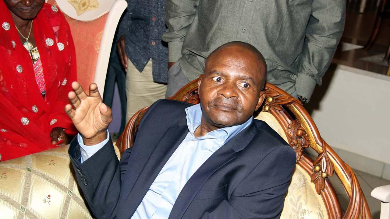 Former Taraba State Governor Danbaba Suntai