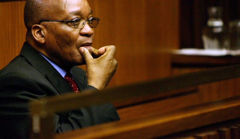 South African court postpones Zuma's corruption trial to September 9