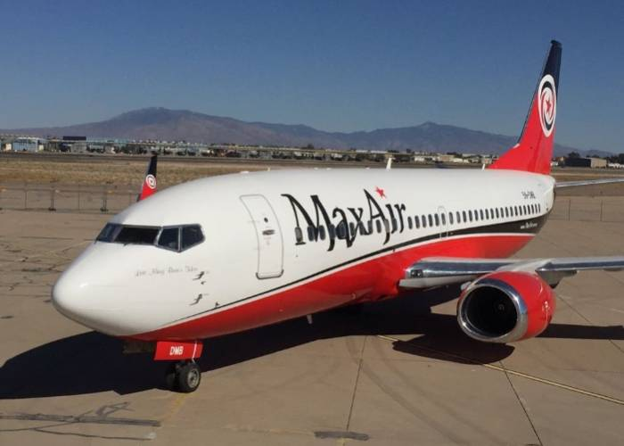 MaxAir explains challenges, resumes flight Monday