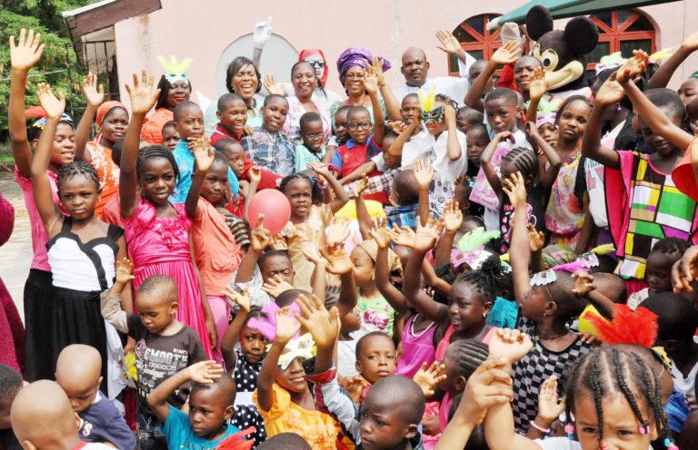 Children's Day: NGO tasks Nigerian govt on IDP's welfare