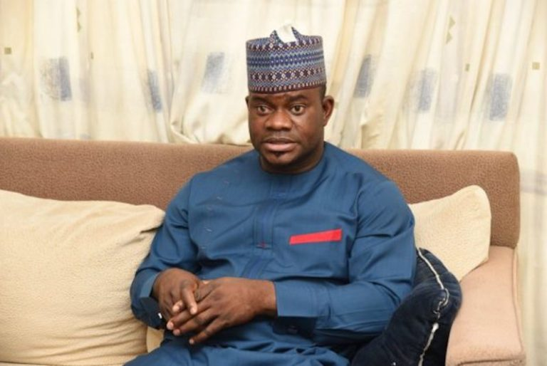 Nigeria will be safe when politicians stop using thugs — Yahaya Bello